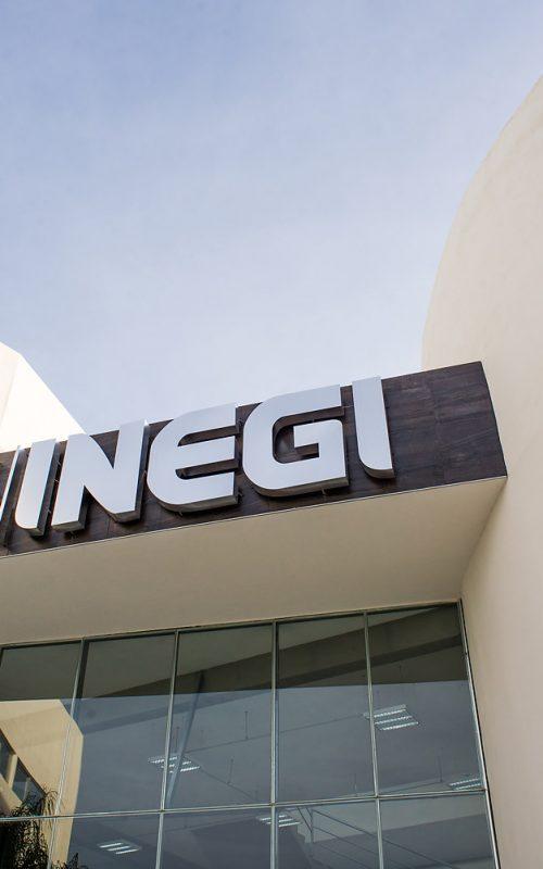 Edifico INEGI