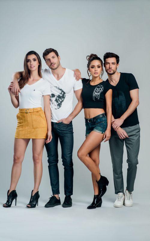 Rocablanca Photoshoot con Modelos